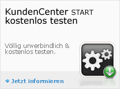 fastway.WEBS Mediendesign | KundenCenter START kostenlos testen