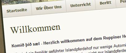 Firmenwebseite | Ruppiner Hof
